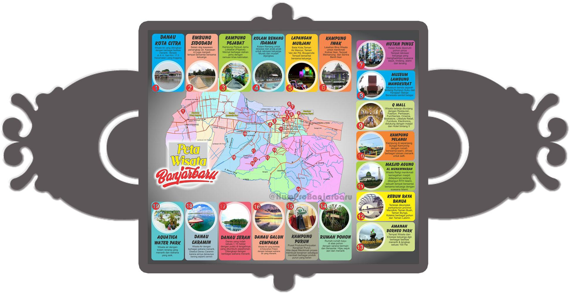 Wisata Banjarbaru Kota